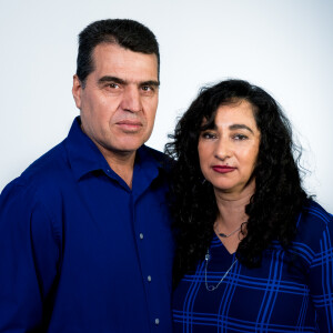 Manuel and Norma Martinez